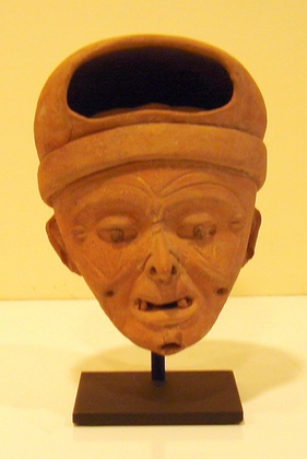 Vera Cruz Head Fragment of an Old Man God