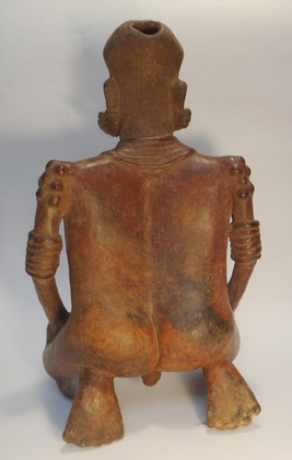 Nayarit Birthing Figure