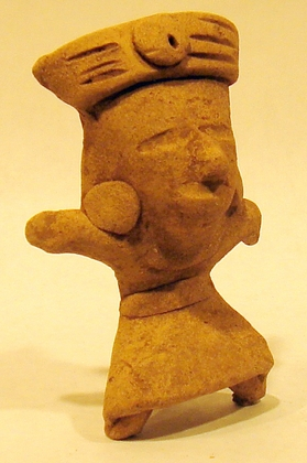 Vera Cruz Standing Female Figure