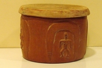 3960 - Colima Drum Bowl, Covered