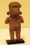 5441-D - Michoacan Standing Female Figure