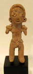 6574 - Michoacan Standing Male Figure