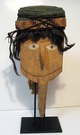 6591 - Chancay Wood Mask