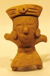 99-7-BC - Vera Cruz Standing Female Figure